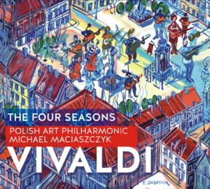 CD Vivaldi - The Four Seasons