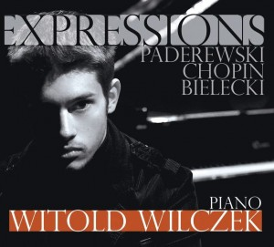 CD Expressions - Witold Wilczek